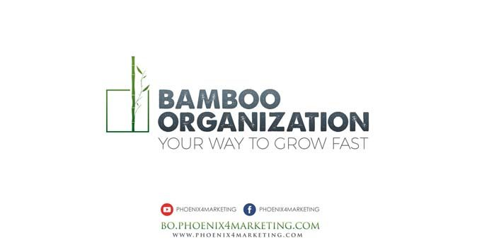 P4M  تطلق منظمتها التدريبية   BAMBOO ORGANIZTION