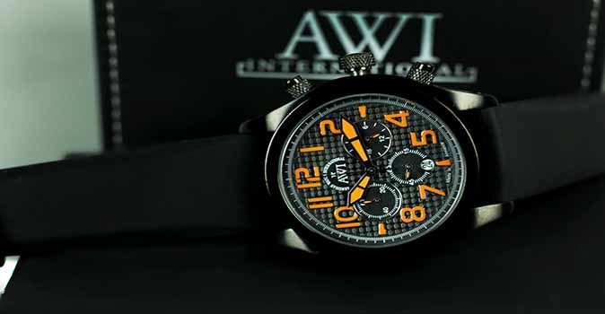 مجموعة جديدة من ساعات AWI الفاخرة تطرحها P4M
